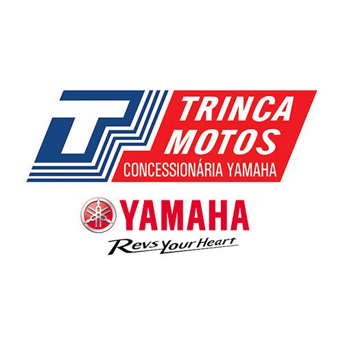 Logo da Trinca Motos